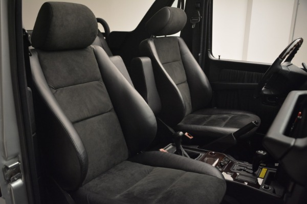 Used 2000 Mercedes-Benz G500 RENNTech for sale Sold at Alfa Romeo of Greenwich in Greenwich CT 06830 18