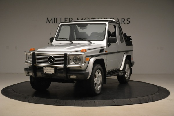 Used 2000 Mercedes-Benz G500 RENNTech for sale Sold at Alfa Romeo of Greenwich in Greenwich CT 06830 1