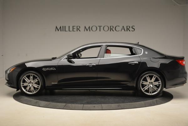 New 2018 Maserati Quattroporte S Q4 GranLusso for sale Sold at Alfa Romeo of Greenwich in Greenwich CT 06830 4