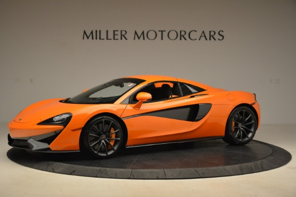 Used 2018 McLaren 570S Spider Convertible for sale Sold at Alfa Romeo of Greenwich in Greenwich CT 06830 15