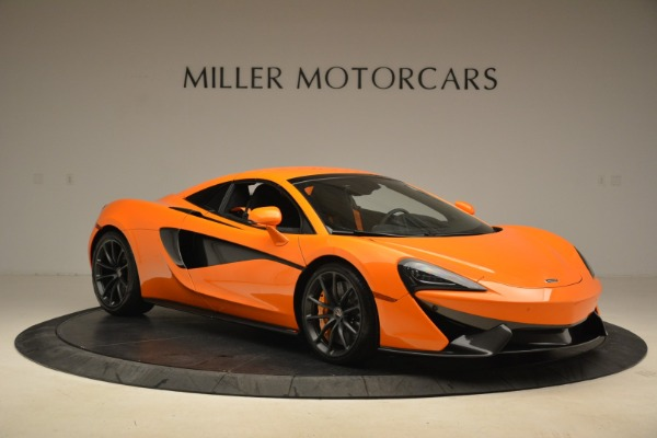 Used 2018 McLaren 570S Spider Convertible for sale Sold at Alfa Romeo of Greenwich in Greenwich CT 06830 21