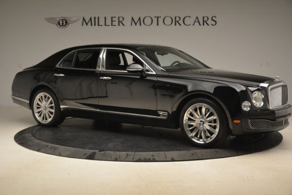 Used 2016 Bentley Mulsanne for sale Sold at Alfa Romeo of Greenwich in Greenwich CT 06830 11