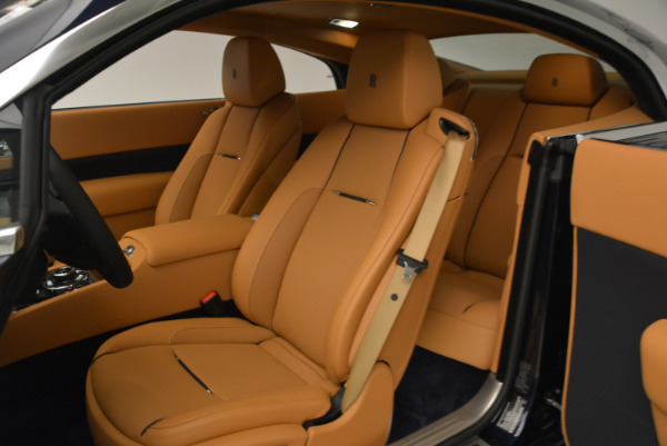 Used 2016 Rolls-Royce Wraith for sale Sold at Alfa Romeo of Greenwich in Greenwich CT 06830 15