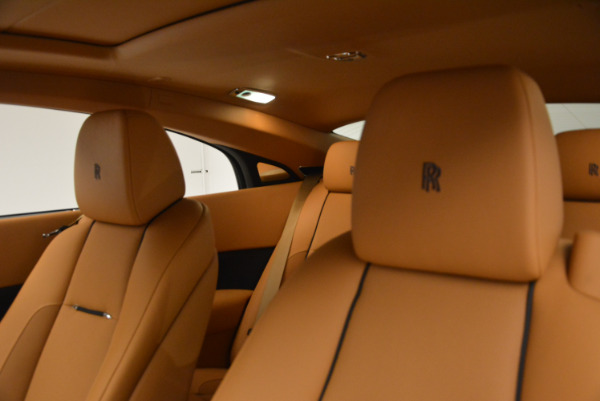 Used 2016 Rolls-Royce Wraith for sale Sold at Alfa Romeo of Greenwich in Greenwich CT 06830 16