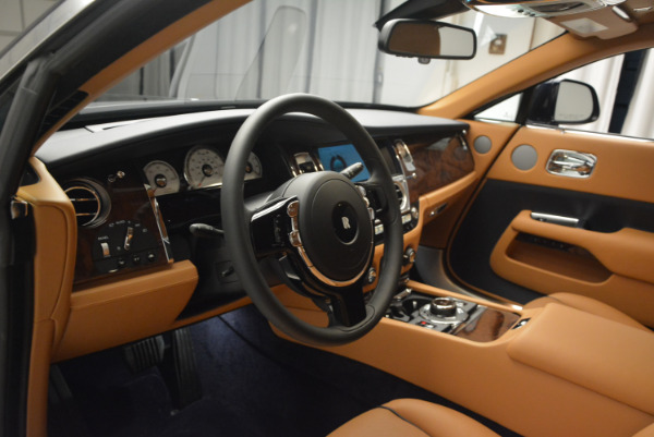 Used 2016 Rolls-Royce Wraith for sale Sold at Alfa Romeo of Greenwich in Greenwich CT 06830 17