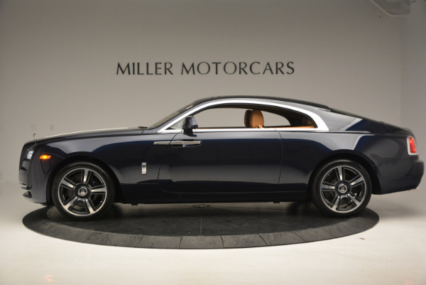 Used 2016 Rolls-Royce Wraith for sale Sold at Alfa Romeo of Greenwich in Greenwich CT 06830 2