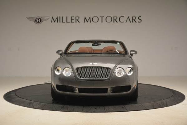 Used 2008 Bentley Continental GT W12 for sale Sold at Alfa Romeo of Greenwich in Greenwich CT 06830 12