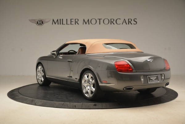 Used 2008 Bentley Continental GT W12 for sale Sold at Alfa Romeo of Greenwich in Greenwich CT 06830 17