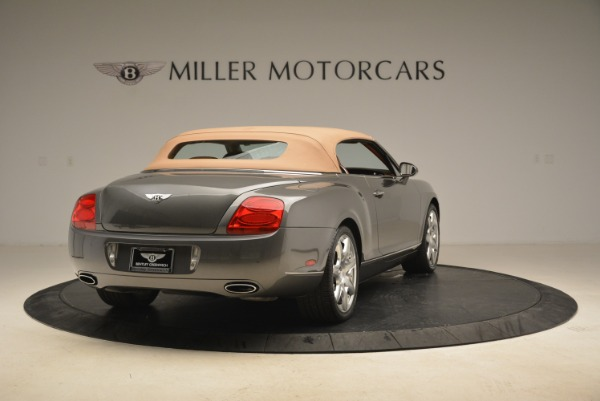 Used 2008 Bentley Continental GT W12 for sale Sold at Alfa Romeo of Greenwich in Greenwich CT 06830 19