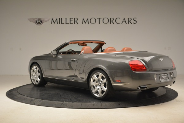 Used 2008 Bentley Continental GT W12 for sale Sold at Alfa Romeo of Greenwich in Greenwich CT 06830 4