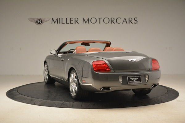 Used 2008 Bentley Continental GT W12 for sale Sold at Alfa Romeo of Greenwich in Greenwich CT 06830 5