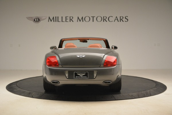 Used 2008 Bentley Continental GT W12 for sale Sold at Alfa Romeo of Greenwich in Greenwich CT 06830 6