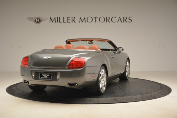 Used 2008 Bentley Continental GT W12 for sale Sold at Alfa Romeo of Greenwich in Greenwich CT 06830 7