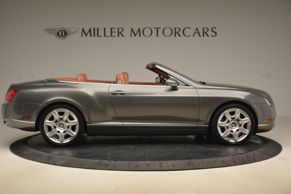 Used 2008 Bentley Continental GT W12 for sale Sold at Alfa Romeo of Greenwich in Greenwich CT 06830 9