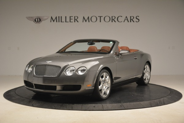Used 2008 Bentley Continental GT W12 for sale Sold at Alfa Romeo of Greenwich in Greenwich CT 06830 1