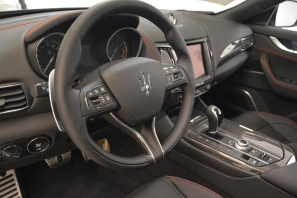 New 2018 Maserati Levante S Q4 GranSport for sale Sold at Alfa Romeo of Greenwich in Greenwich CT 06830 16