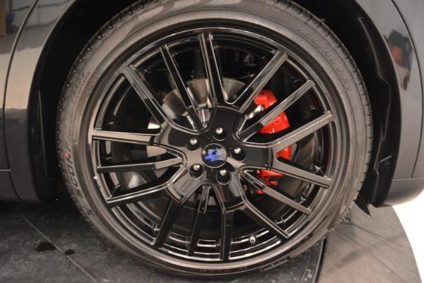 New 2018 Maserati Levante S Q4 GranSport for sale Sold at Alfa Romeo of Greenwich in Greenwich CT 06830 25
