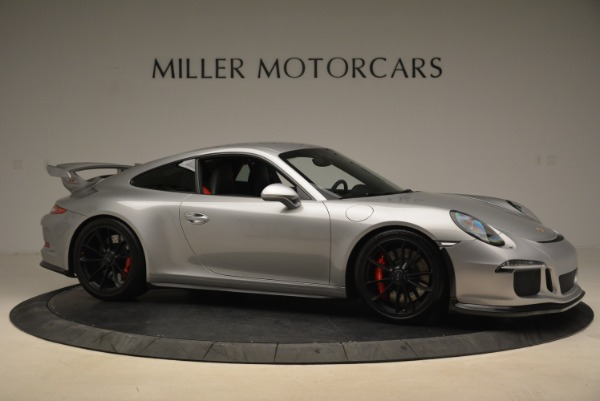 Used 2015 Porsche 911 GT3 for sale Sold at Alfa Romeo of Greenwich in Greenwich CT 06830 10