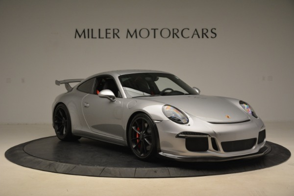 Used 2015 Porsche 911 GT3 for sale Sold at Alfa Romeo of Greenwich in Greenwich CT 06830 11