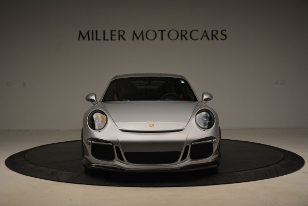 Used 2015 Porsche 911 GT3 for sale Sold at Alfa Romeo of Greenwich in Greenwich CT 06830 12