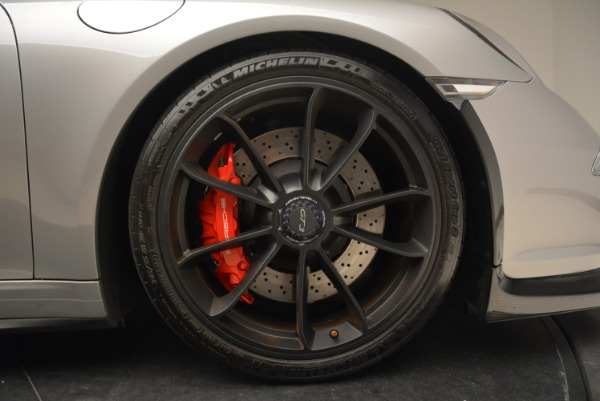 Used 2015 Porsche 911 GT3 for sale Sold at Alfa Romeo of Greenwich in Greenwich CT 06830 15