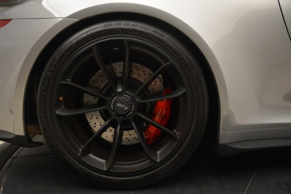 Used 2015 Porsche 911 GT3 for sale Sold at Alfa Romeo of Greenwich in Greenwich CT 06830 16