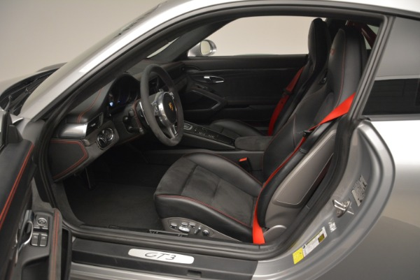 Used 2015 Porsche 911 GT3 for sale Sold at Alfa Romeo of Greenwich in Greenwich CT 06830 19