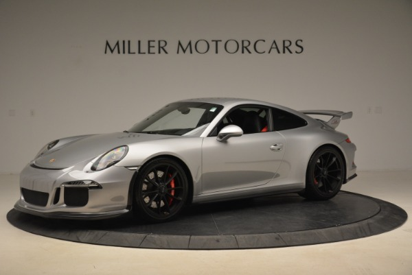 Used 2015 Porsche 911 GT3 for sale Sold at Alfa Romeo of Greenwich in Greenwich CT 06830 2