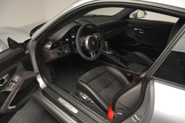 Used 2015 Porsche 911 GT3 for sale Sold at Alfa Romeo of Greenwich in Greenwich CT 06830 21