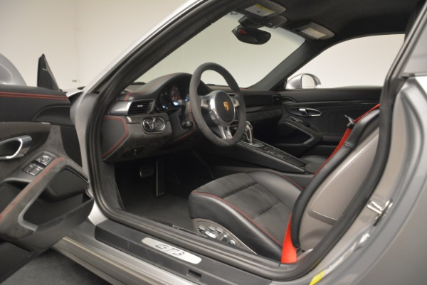 Used 2015 Porsche 911 GT3 for sale Sold at Alfa Romeo of Greenwich in Greenwich CT 06830 24