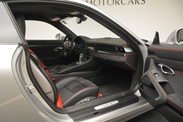 Used 2015 Porsche 911 GT3 for sale Sold at Alfa Romeo of Greenwich in Greenwich CT 06830 25