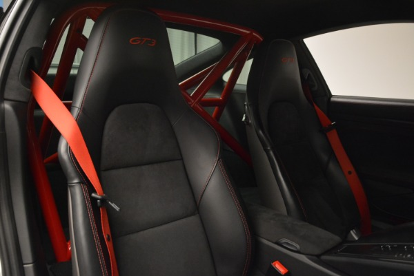 Used 2015 Porsche 911 GT3 for sale Sold at Alfa Romeo of Greenwich in Greenwich CT 06830 26