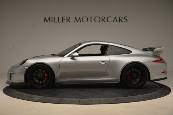 Used 2015 Porsche 911 GT3 for sale Sold at Alfa Romeo of Greenwich in Greenwich CT 06830 3