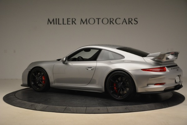 Used 2015 Porsche 911 GT3 for sale Sold at Alfa Romeo of Greenwich in Greenwich CT 06830 4