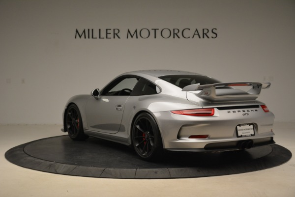 Used 2015 Porsche 911 GT3 for sale Sold at Alfa Romeo of Greenwich in Greenwich CT 06830 5