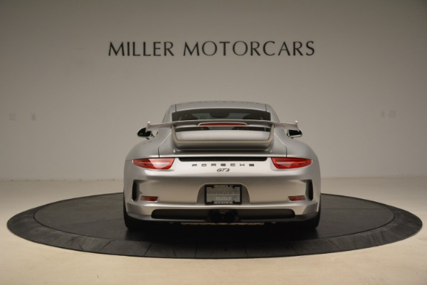 Used 2015 Porsche 911 GT3 for sale Sold at Alfa Romeo of Greenwich in Greenwich CT 06830 6
