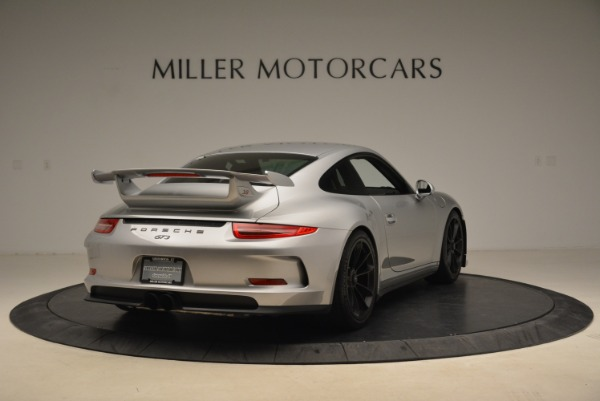 Used 2015 Porsche 911 GT3 for sale Sold at Alfa Romeo of Greenwich in Greenwich CT 06830 7