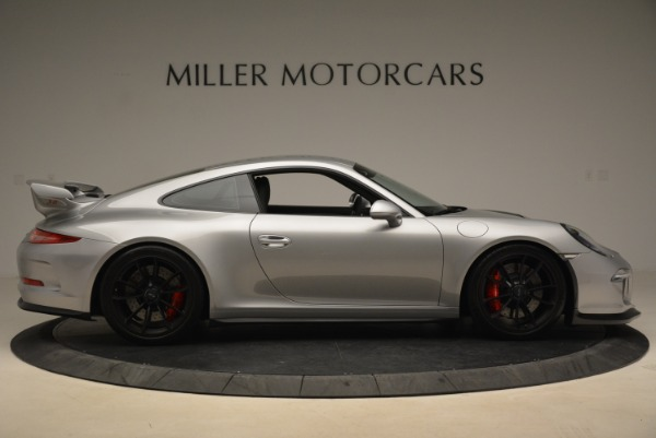 Used 2015 Porsche 911 GT3 for sale Sold at Alfa Romeo of Greenwich in Greenwich CT 06830 9