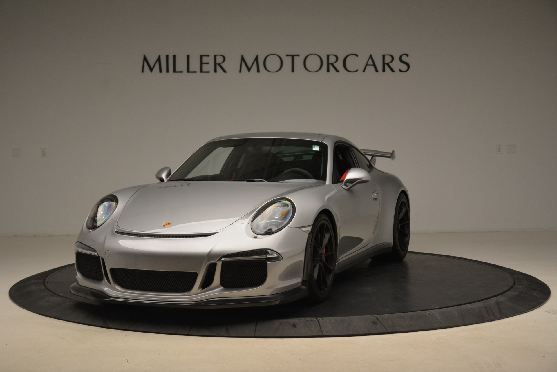 Used 2015 Porsche 911 GT3 for sale Sold at Alfa Romeo of Greenwich in Greenwich CT 06830 1