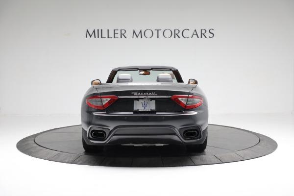 New 2018 Maserati GranTurismo Sport Convertible for sale Sold at Alfa Romeo of Greenwich in Greenwich CT 06830 11