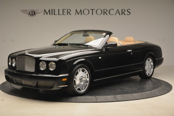Used 2007 Bentley Azure for sale Sold at Alfa Romeo of Greenwich in Greenwich CT 06830 1