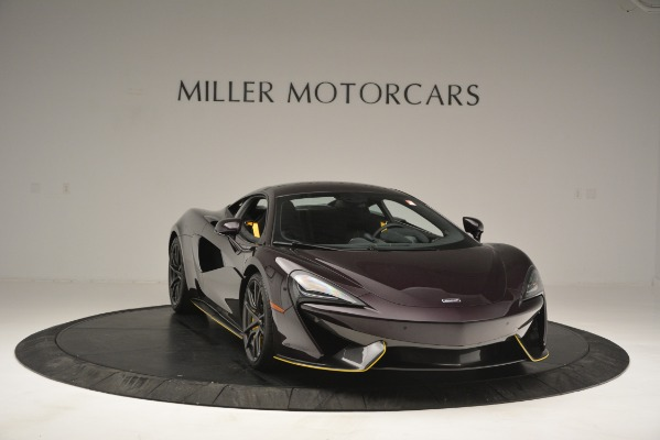 Used 2018 McLaren 570S for sale Sold at Alfa Romeo of Greenwich in Greenwich CT 06830 11