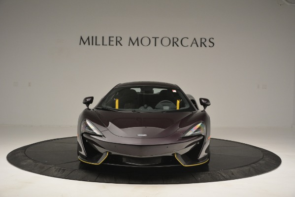 Used 2018 McLaren 570S for sale Sold at Alfa Romeo of Greenwich in Greenwich CT 06830 12