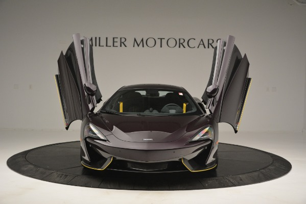 Used 2018 McLaren 570S for sale Sold at Alfa Romeo of Greenwich in Greenwich CT 06830 13