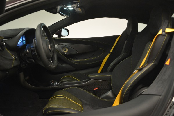 Used 2018 McLaren 570S for sale Sold at Alfa Romeo of Greenwich in Greenwich CT 06830 16