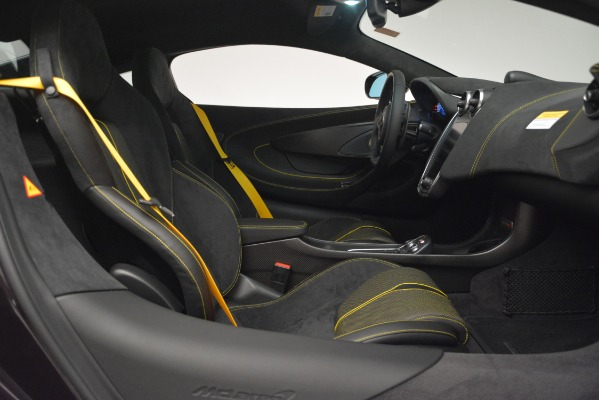Used 2018 McLaren 570S for sale Sold at Alfa Romeo of Greenwich in Greenwich CT 06830 19