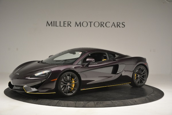 Used 2018 McLaren 570S for sale Sold at Alfa Romeo of Greenwich in Greenwich CT 06830 2