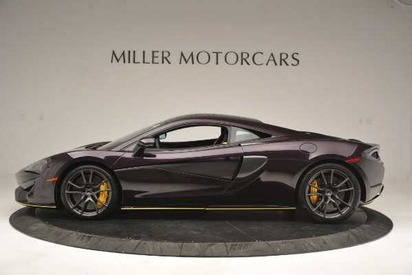 Used 2018 McLaren 570S for sale Sold at Alfa Romeo of Greenwich in Greenwich CT 06830 3