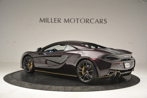 Used 2018 McLaren 570S for sale Sold at Alfa Romeo of Greenwich in Greenwich CT 06830 4