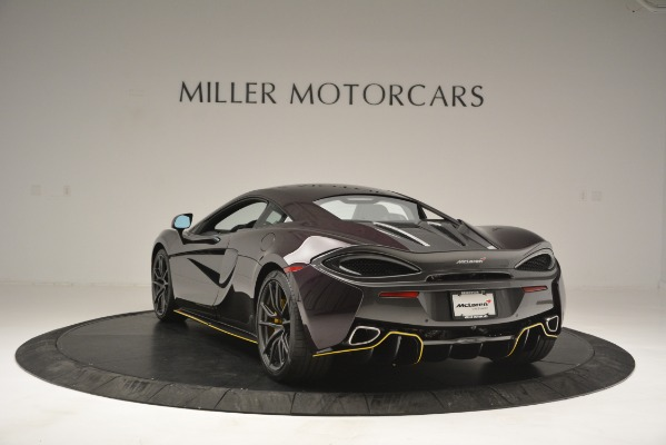 Used 2018 McLaren 570S for sale Sold at Alfa Romeo of Greenwich in Greenwich CT 06830 5